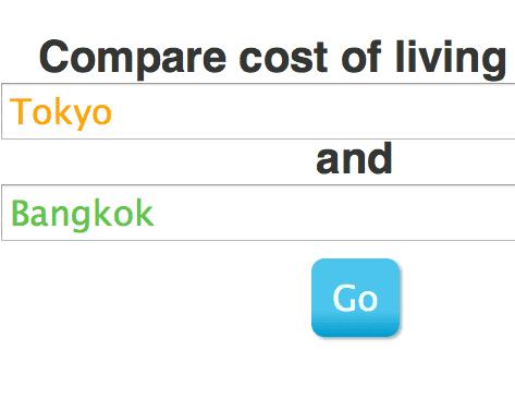 เว็บเทียบค่าครองชีพทั่วโลก คลิกที่รูปเข้าสู่เว็บครับ