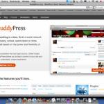 ฺBuddyPress : Social Network tools ตัวล่า ของ WordPress